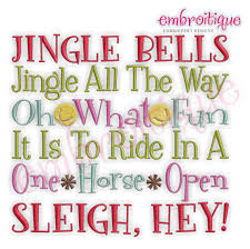 by year created 2012 oct dec jingle bells jingle all