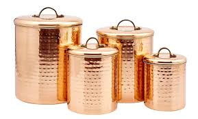 Coffee Themed Kitchen Canisters Copper Kitchen Decor Guide The 36th Avenue