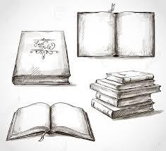imagenes de archivo libres de derechos 24632241 conjunto de libros antiguos dibujos pila de libros libro