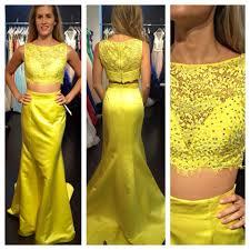 popular prom dresses light yellow buy cheap prom dresses light