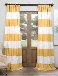 Orange And White Striped Curtains Best 25 Stripe Curtains Ideas On Pinterest Yellow Home Curtains