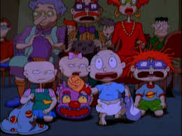 the great vewprf march the rugrats chanukah special i ll