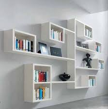 contemporary wall contemporary wall shelving home ideas