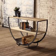 Half Moon Side Table Popular Of Half Moon Accent Table Interiorvues