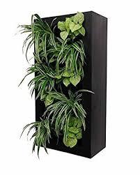 Wall Garden Planter by Amazon Com Gsky 50210101 Vertical Wall Garden Planter Tall Frame