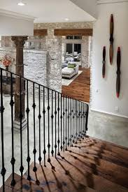 interior furniture modern stair railing ideas for homes wooden