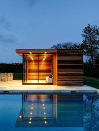 single story modern house plans small with pool floor swimming in