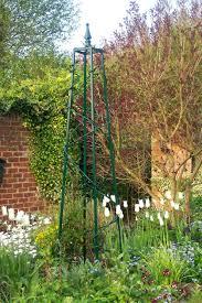 garden obelisks metal u2013 satuska co