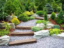 rock garden landscape design great home design