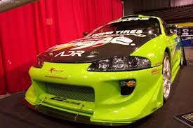 eclipse mitsubishi fast and furious 1995 mitsubishi eclipse information and photos zombiedrive