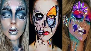 Halloween Makeup Me by Top 20 Diy Halloween Makeup Compilation 2017 2 Bestgirl