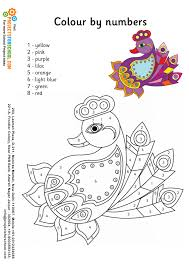 rangoli color by numbers archives 1 site for science projects