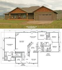 4 bedroom house plan best 25 simple house plans ideas on simple floor
