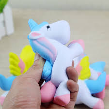 siege jumbo 1pcs squishies rising jumbo kawaii colored unicorn