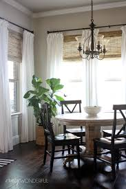 Bamboo Curtains For Windows Bamboo Shades Wonderful