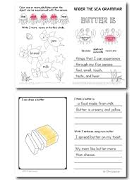 under the sea abstract noun kindness primarylearning org