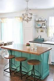 turquoise kitchen island cabinet aqua kitchen island kitchen island stools aqua kitchen
