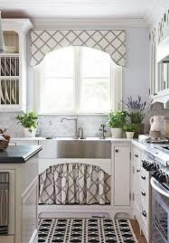 Kitchen Sink Curtain Ideas by 271 Best Kitchen Curtains Images On Pinterest Kitchen Curtains