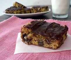 cheater chocolate chip cookie bars bless this mess