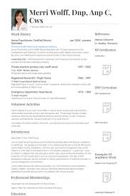 Family Nurse Practitioner Resume Examples by Visual Information Specialist Cover Letter