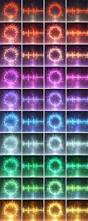 audio spectrum music visualizer by kosmos videohive