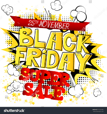 book black friday comic book style black friday poster stock vector 515191936