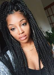 which takes longer to do box braids or senegalese 42 best big box braids styles with images big box braids