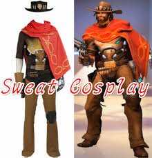 Premium Quality Halloween Costumes Compare Prices Jesse Mccree Shopping Buy Price