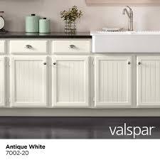 valspar kitchen cabinet paint white valspar cabinet and furniture satin antique white 7002 20 enamel interior paint 1 gallon
