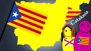 History Of The French Flag The History Of Catalonia Youtube