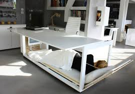 Things To Put On A Desk Awesome Spotting A Desk That Is Also A Bed The Luxury Spot