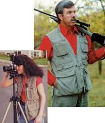 ventilated safari vest