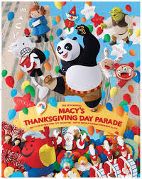 thanksgiving why do we celebrate it macy u0027s thanksgiving day parade poster image on behance