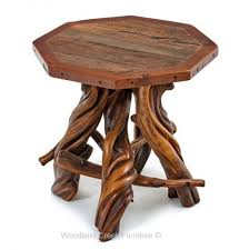 distressed wood end table natural wood end tables amazing reclaimed nightstands painted rustic