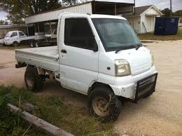 mitsubishi minicab 4x4 north texas mini trucks inventory