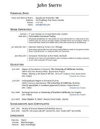 Resumes With No Job Experience by Resume For Teens With No Experience Resume Cv Cover Letter