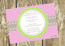 pink and green baby shower invitations theruntime com