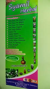 Teh Tinqu toko syamil collection testimoni teh dan kapsul daun tiin daun