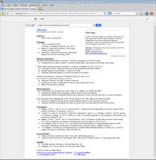 Best Resume Google by Resume Google Free Resume Example And Writing Download