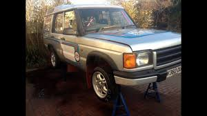 land rover explorer old you can buy a bonkers m3 powered land rover discovery rally car