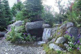 how do i build a disappearing pondless waterfall pond contractor