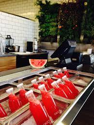 juice bar design a living wall juicernet idolza