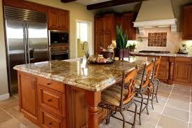 oak cabinets with granite granite countertops that go with honey oak cabinets trekkerboy