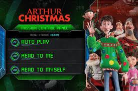 arthur christmas movie storybook on the app store