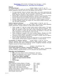 Scrum Master Resume Sample by Master Resume Examples Osclues Com