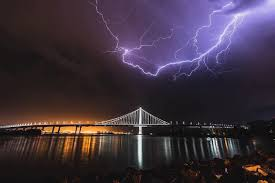 Bay Bridge Light Show Bay Area Could See Encore Of Spectacular Lightning Show News Fix