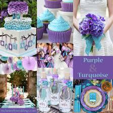 turquoise wedding purple wedding color combination options turquoise turquoise