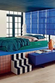 deco chambre bleu et marron 25 idées fantasitiques pour une déco chambre adulte moderne