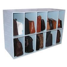 small closet organizer ideas interior handbag organizer for closet good looking purse walmart