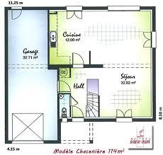 plan maison 100m2 3 chambres plan maison 100m2 avie home